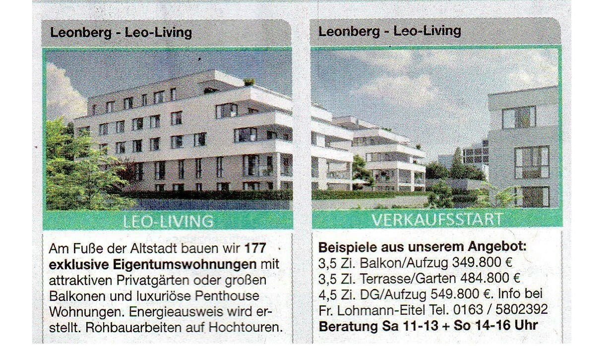 Freie Wähler definieren bezahlbaren Wohnraum   Grüne Leonberg